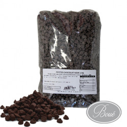 MINI GOUTTE CHOC.NOIR IRCA MAGASIN/KG MG