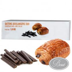 BATON  CHOCOLAT   BTE 500 MG