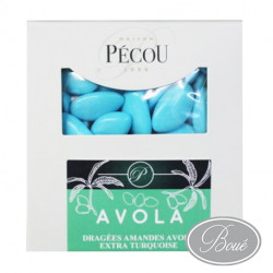 DRAGEE AVOLA EXTRA TURQUOISE 500 GRS