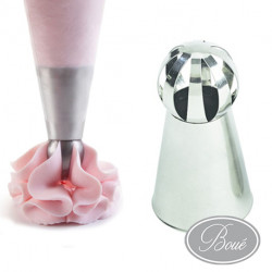 DOUILLE INOX SPECIALE CHANTILLY N°271