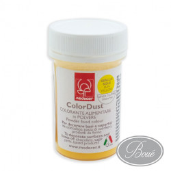 COLORANT POUDRE JAUNE MODECOR/POT 3 GRS